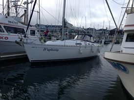 Our Tag Charter Boat, D'Uphoria