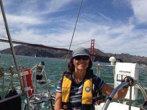 Oct 6 sailing Cindy
