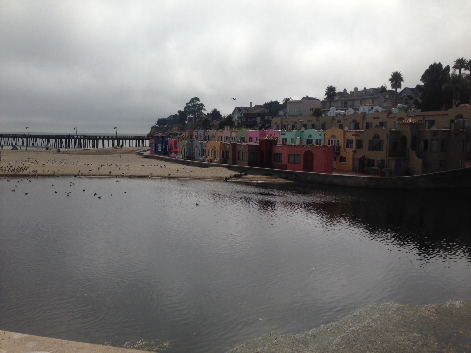 The Capitola Venetian Hotel and Cottages