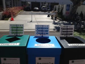Didn't you ever wonder what garbage to put in which bin? Santa Barbara makes it clear