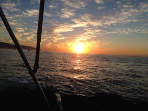 Sunrise at Paradise Cove