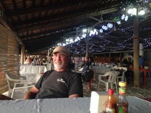 Rick at Restaurant Playa Pichilingue