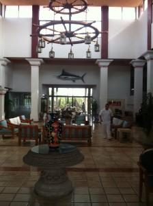 The Marina El CID Hotel Lobby