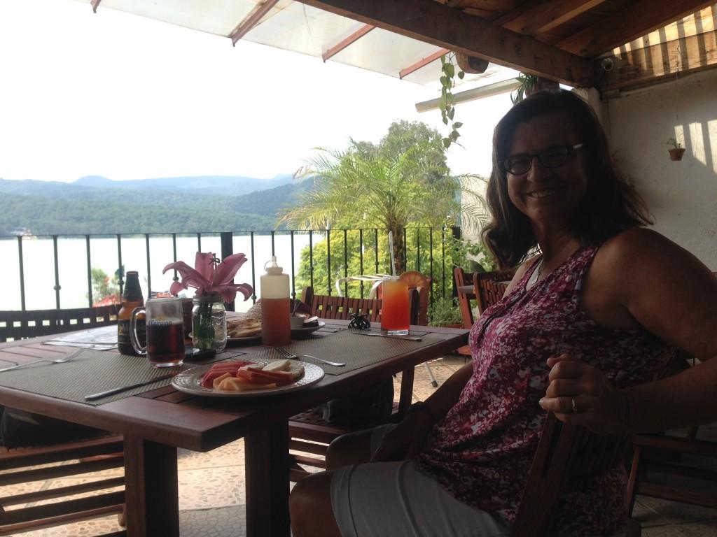 Our favorite restaurant, El Paraiso