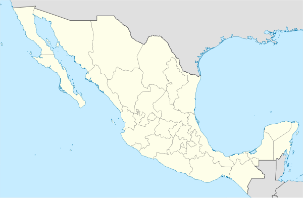 Cabo Corrientes is the most prominent point on the map on the west (left) side of mainland Mexico, defining the upper point of the where the coast changes direction making a sharp turn to the southeast