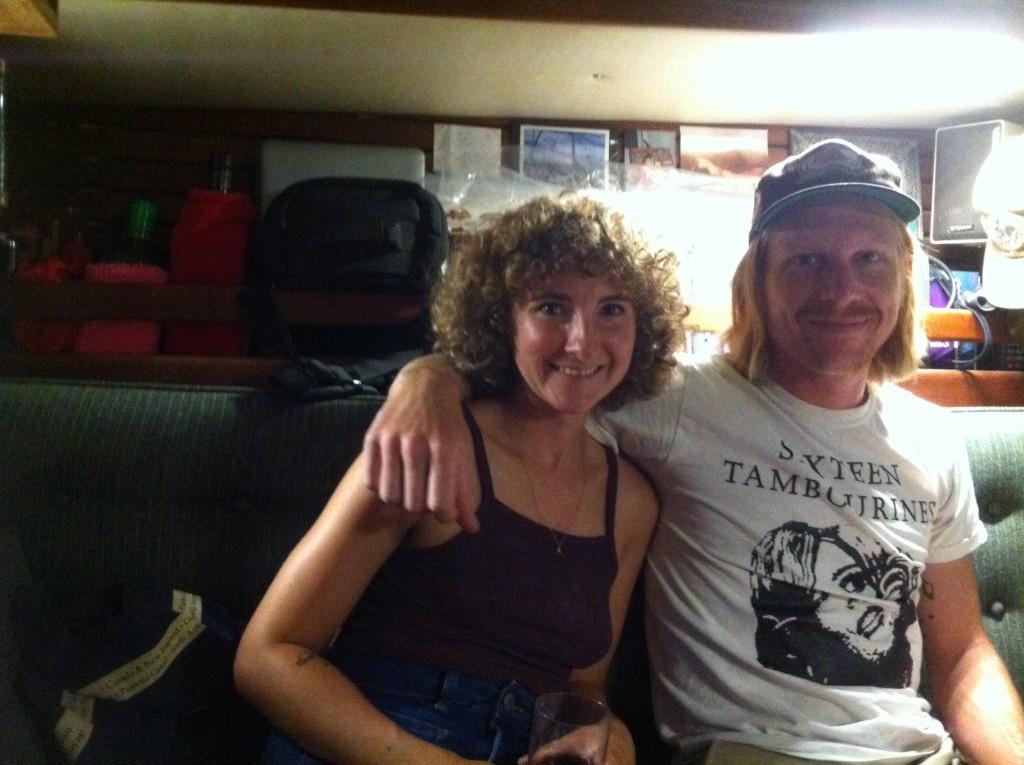 Patrick and Elena from Swift Ranger